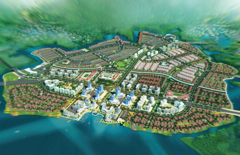 Spring waterfront City Nam Long Đồng Nai