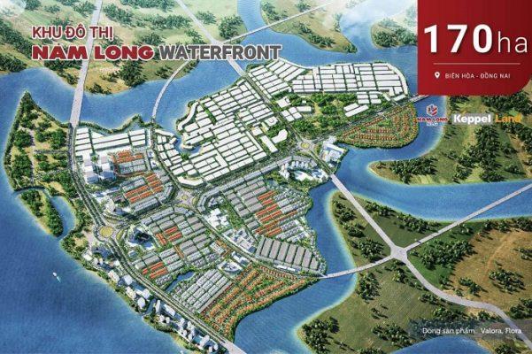 Spring Waterfront City Nam Long