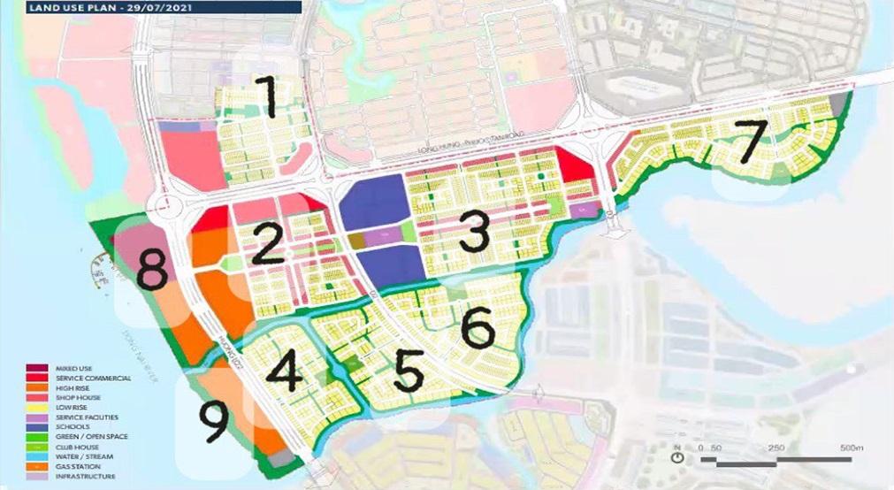 Phân khu phát triển Izumi City Nam Long - Đồng Nai